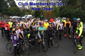 2017 Club Membership
