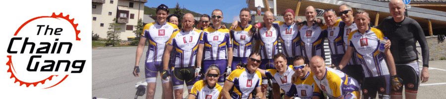The Chain Gang Cycling Club