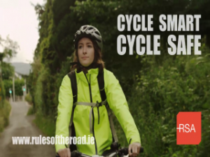 Cycle safe-Cycle smart