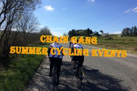 Chain Gang Summer Events
