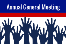 Chain Gang AGM 30 November 8pm
