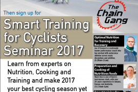 Smart Training Cycling Seminar 2017