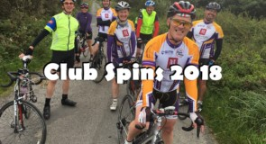 Club Spins 6th to 11th January 2018