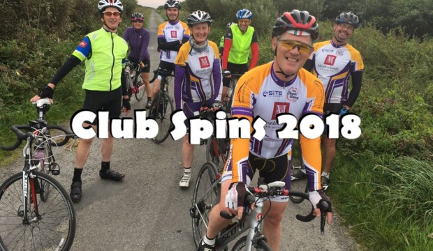 Club Spins 31st March to 5th April 2018