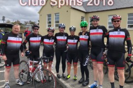 Club Spins 11th to 16th August 2018